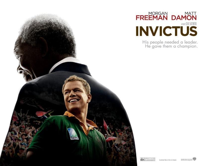 Fast&up Best Sport Movies - Invictus