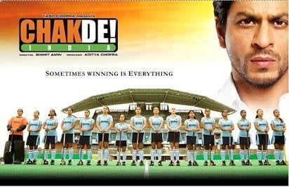 Fast&up Best Sports Movies - Chak de India!