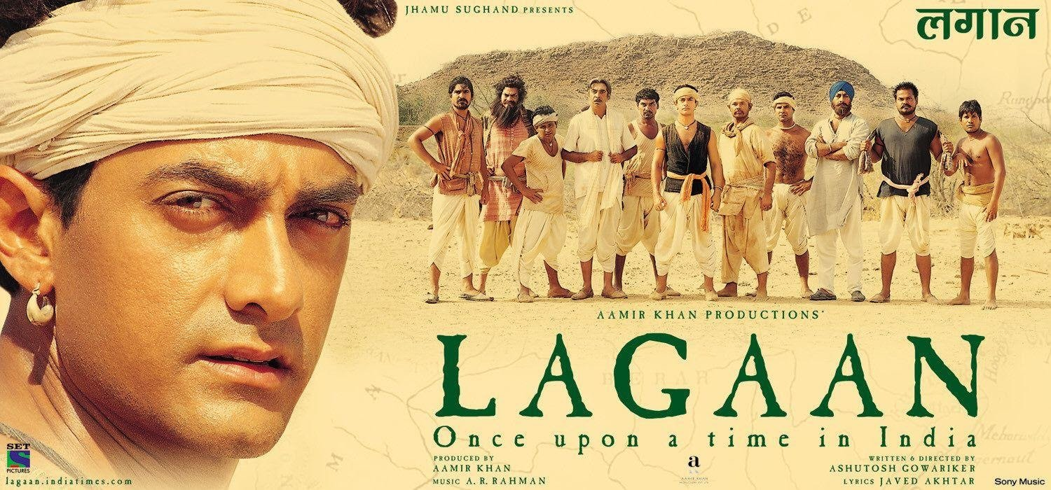 Fast&up Best Sport Movie - Lagaan Once upon a time in India