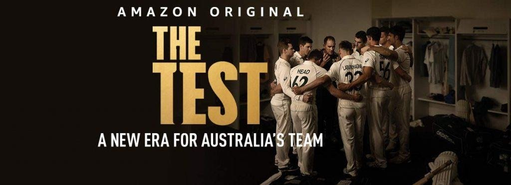 Fast&up Best Sport Movie - The Test A New Era for Australia's Team (Series)