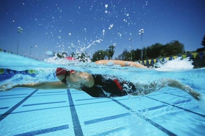 Fast&up Hydration and the Swimmer