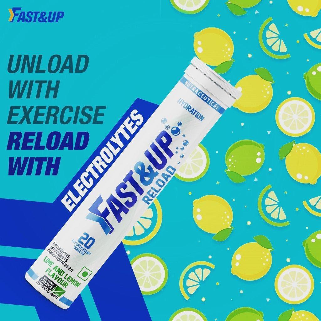 Fast&up Reload Electrolyte Drinks