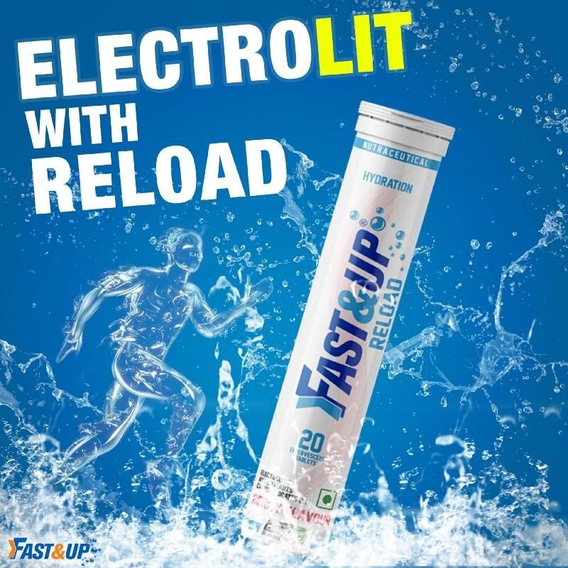Fast&up Electrolyte Sports Drinks