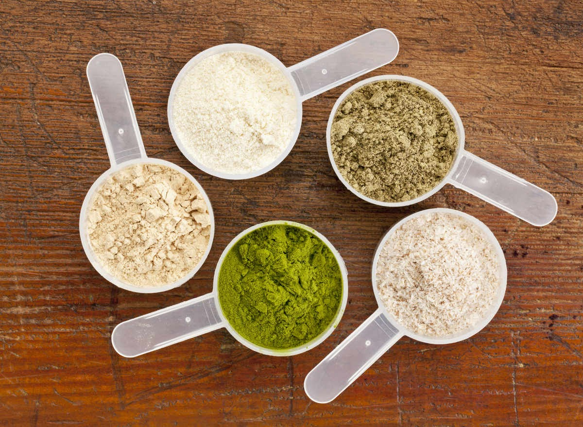 Fast&up Plant-Based Protein Powders