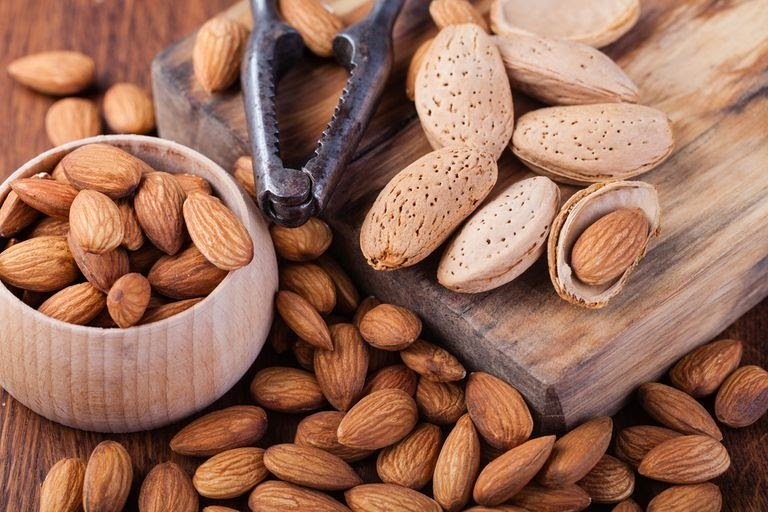 Fast&up Almonds