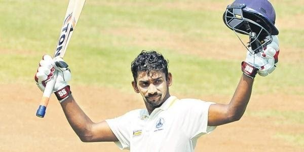 Fast&up Aparajith Baba, Indian Cricketer