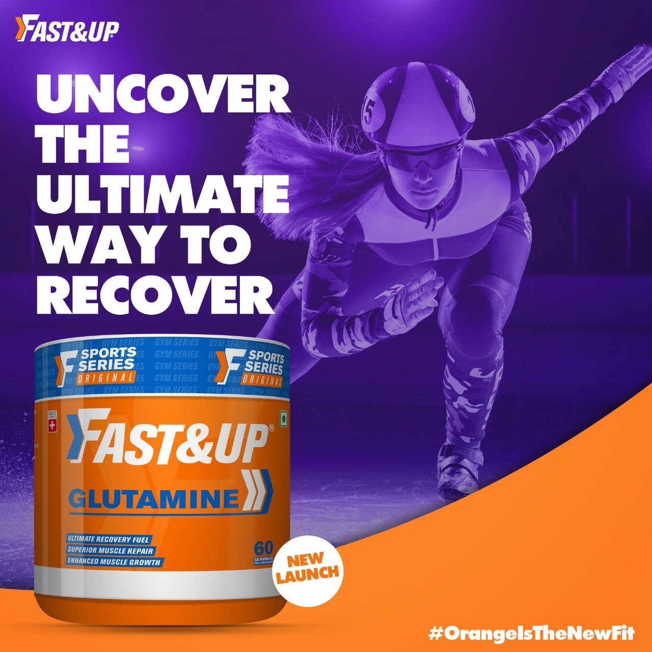 How does Glutamine helps in body building
