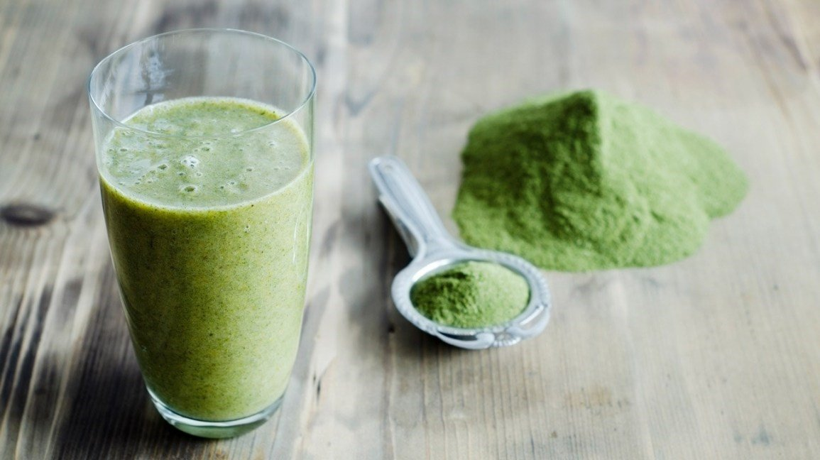 Fast&up Super Green Powder