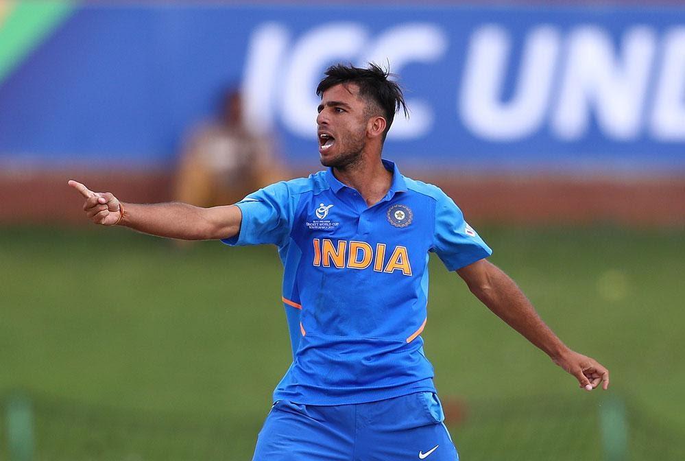 Fast&up Ravi Bishnoi- Kings XI Punjab