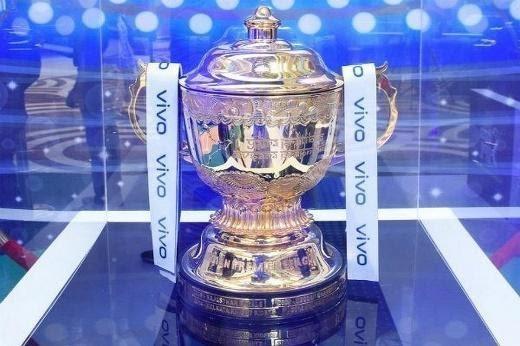 Fast&up IPL Trophy