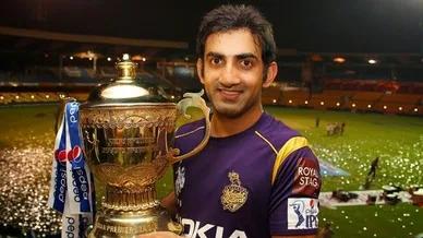 Fast&up 5 all time best cricketers of IPL Gautam Gambhir