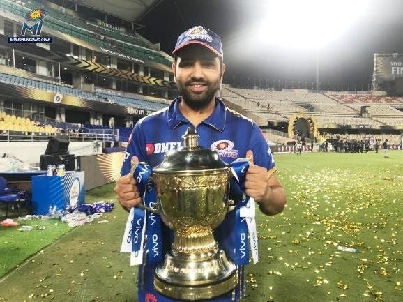 Fast&up 5 all time best cricketers of IPL Rohit Sharma