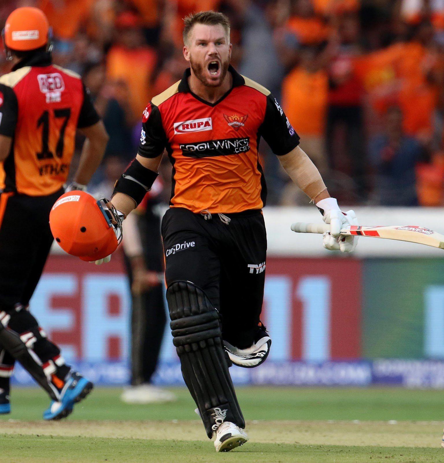 Fast&up 5 All-Time Best Overseas Cricketers in IPL - David Warner