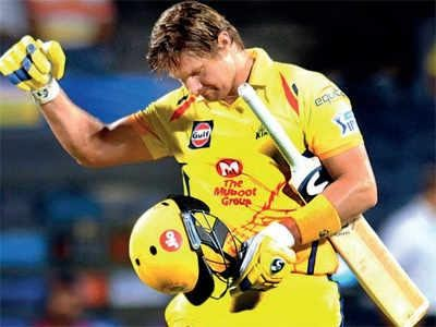 Fast&up 5 All-Time Best Overseas Cricketers in IPL - Shane Watson