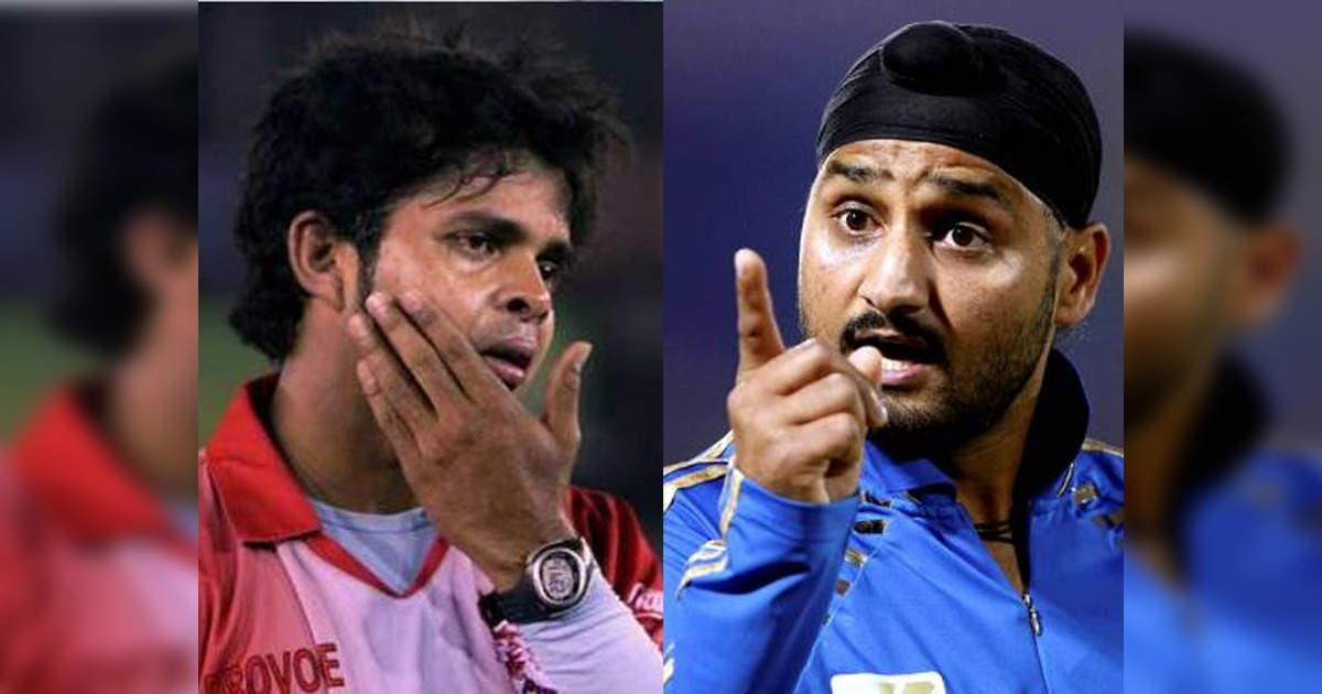 IPL Controversies Slap Gate - Fast&up