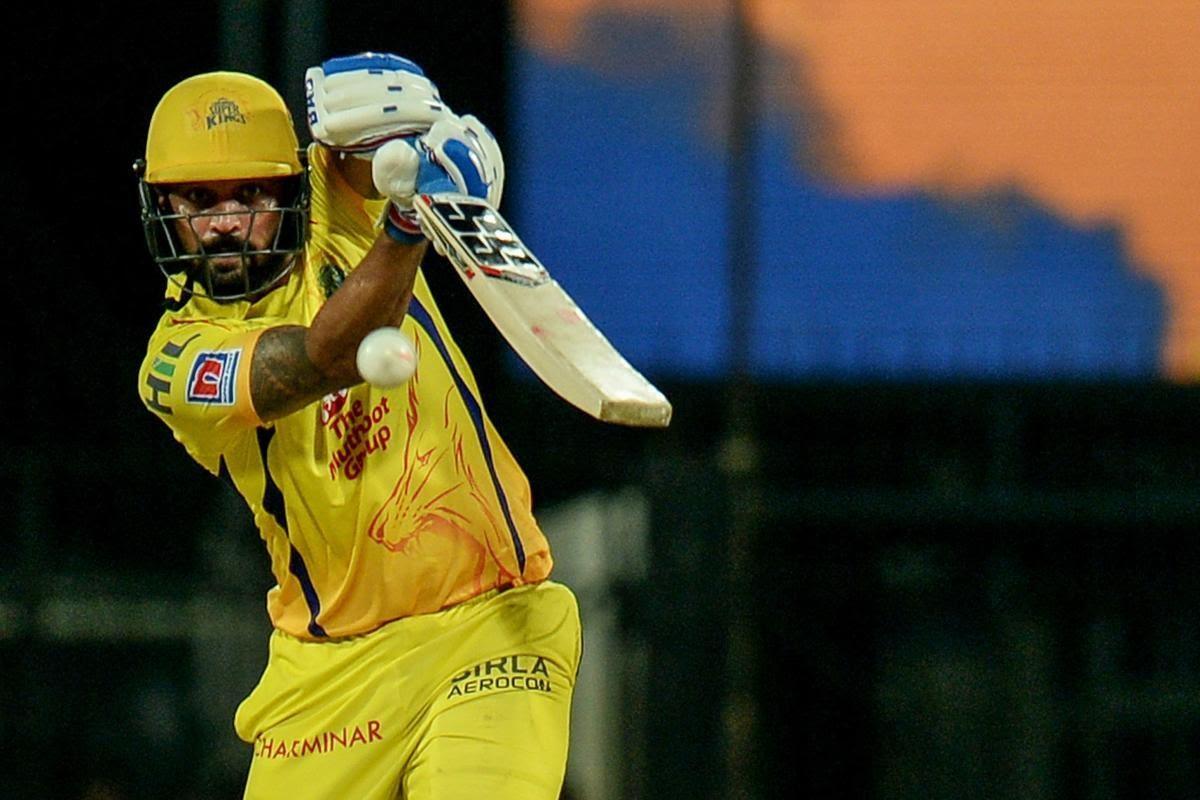 Fast&up - 5 top run scorers of CSK - Murali Vijay
