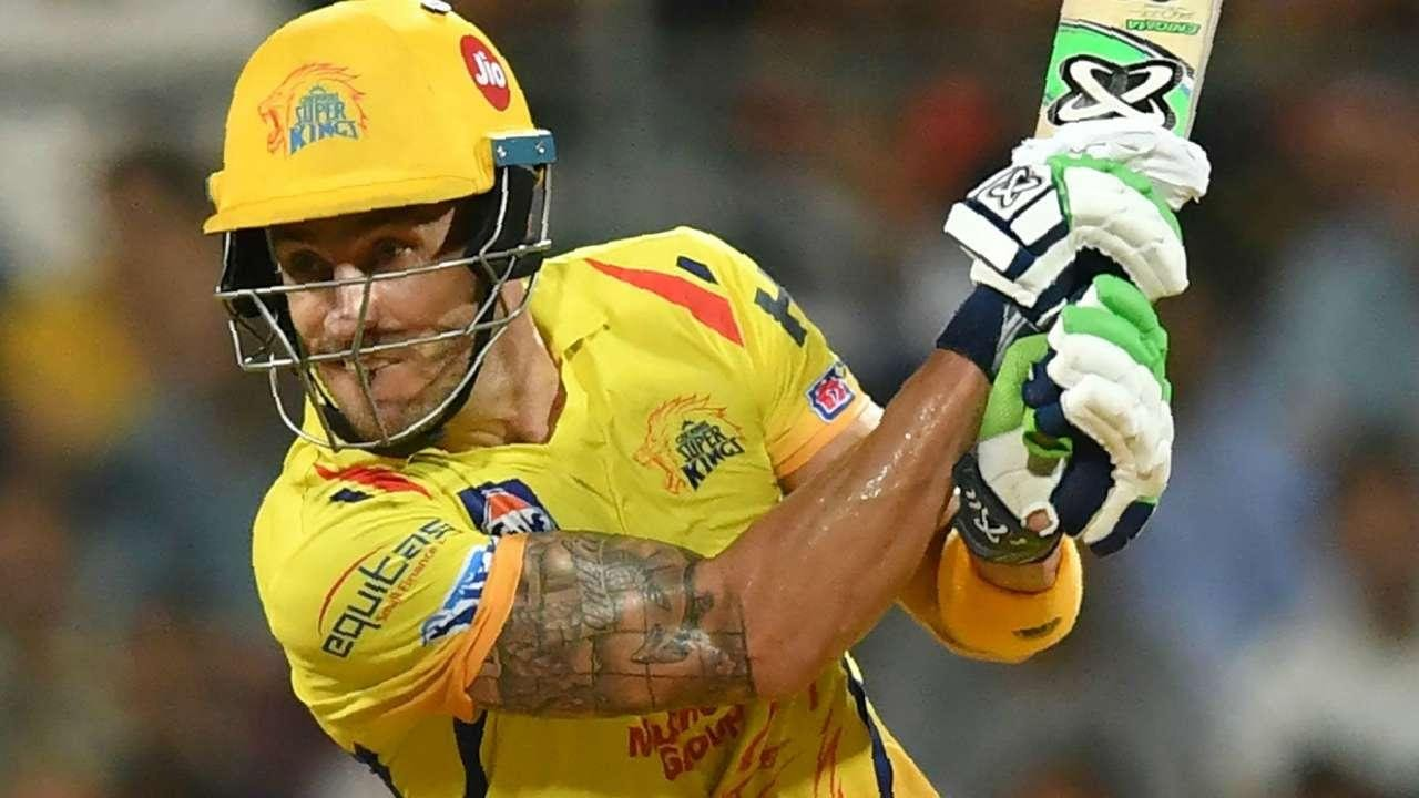 Fast&up - 5 top run scorers of CSK - Faf Du Plessis