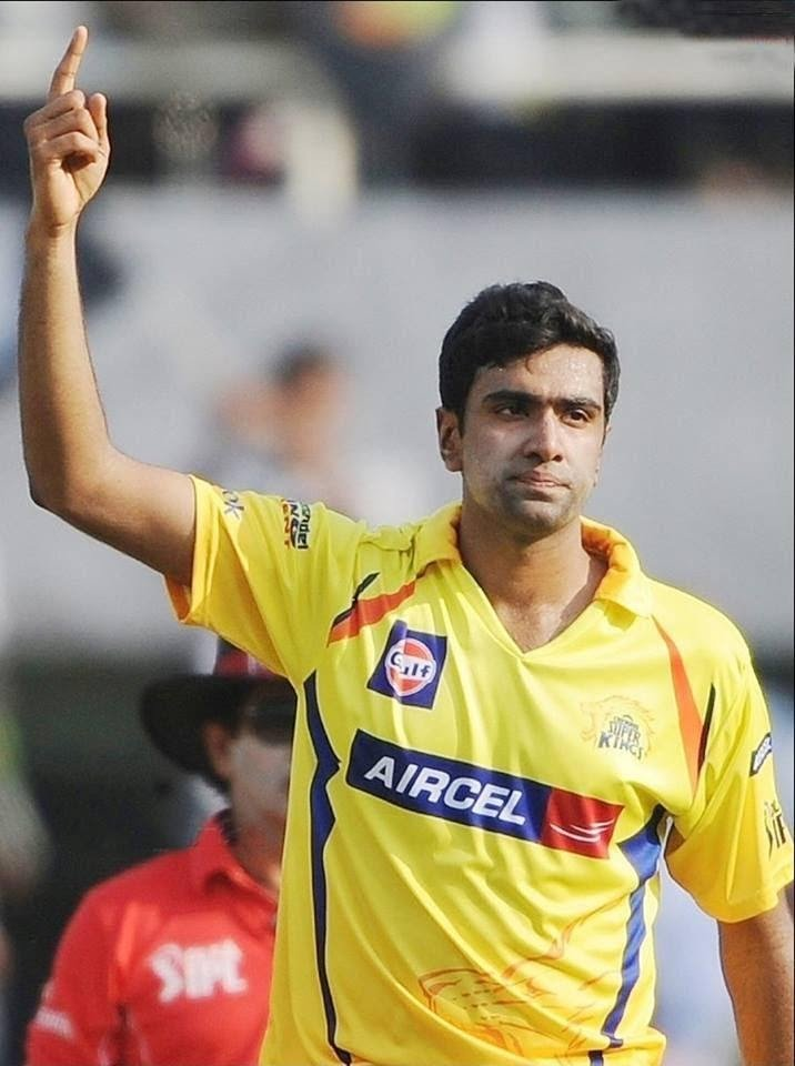Top 5 Wicket Takers Of Chennai Super Kings - Ravichandran Ashwin - Matches 97, Wickets 90 - Fast&up