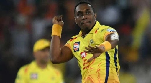Top 5 Wicket Takers Of Chennai Super Kings - Dwayne Bravo - Matches 89, Wickets 104- Fast&up