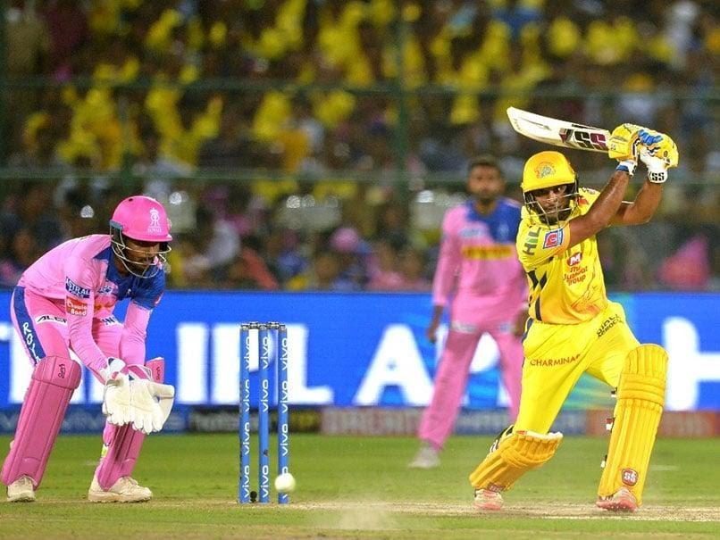 IPL 2020 Highlights of Chennai Super Kings VS Rajasthan Royals - Fast&up