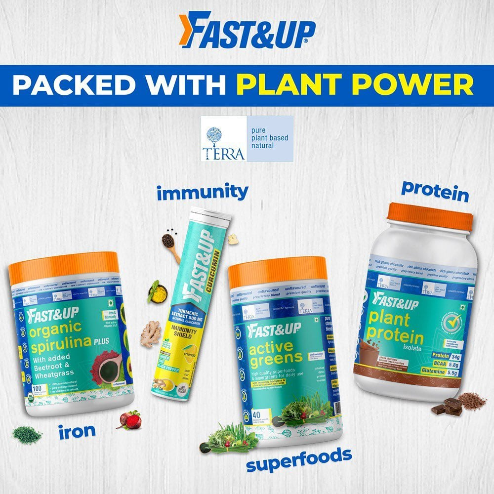 Go Green with Fast&Up Terra