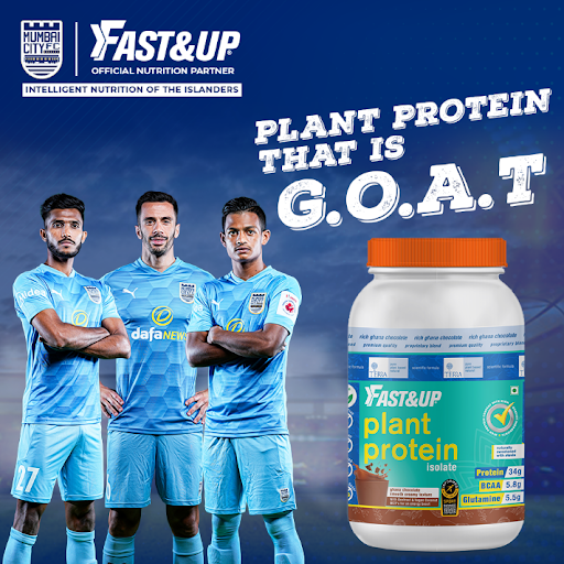 Branched Chained Amino Acids for Football Palyers - Fast&Up