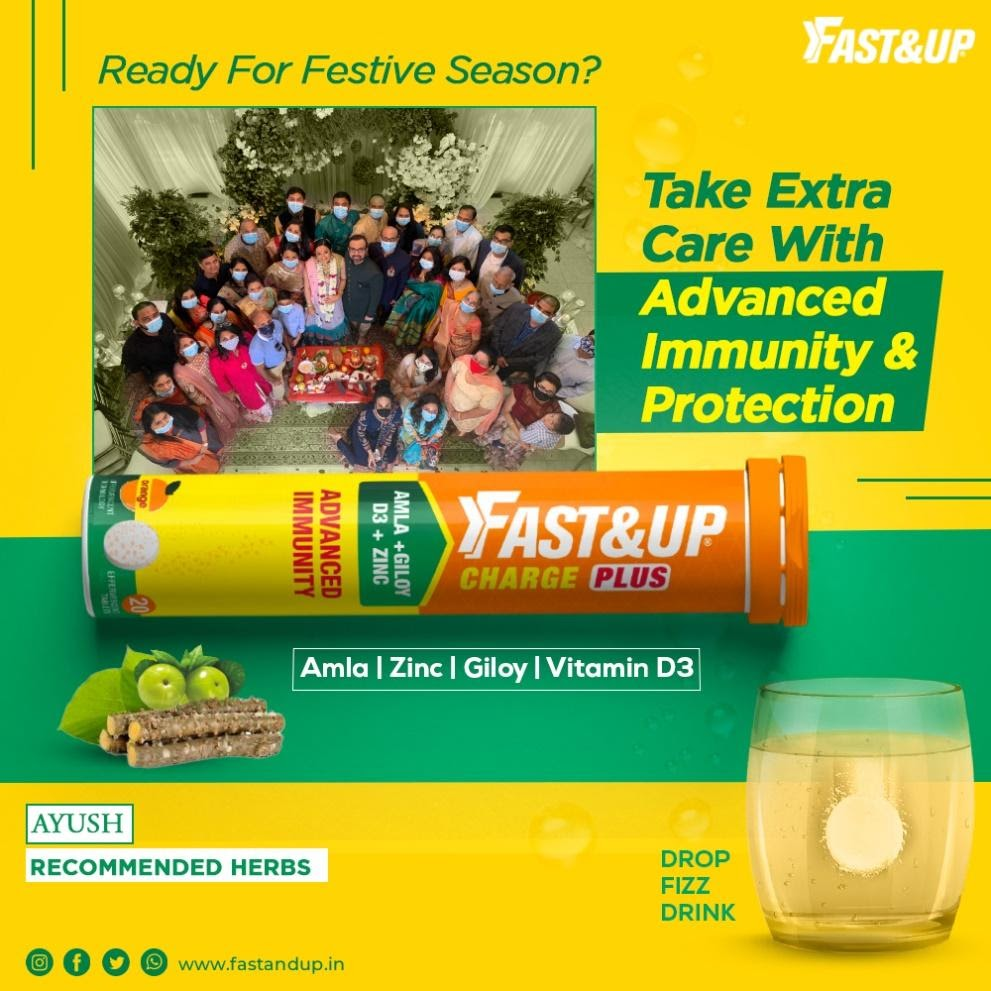 Stay Fit & Healthy in This Festive & Winter Season - Fast&Up