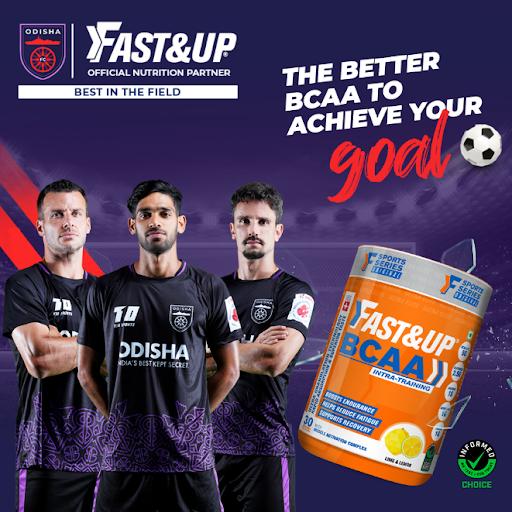 Odisha FC Diet Fast&Up BCAA