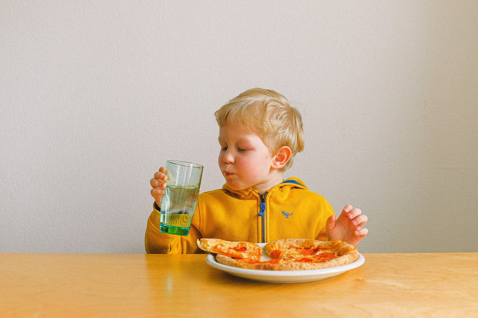 Preventing Dehydration in Child - Fast&Up