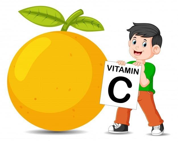 Vitamin C Supplements for Childs - Fast&Up