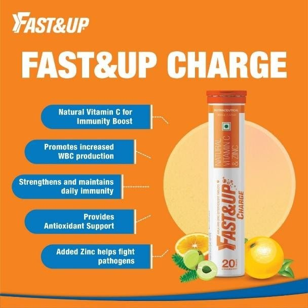 Fast&Up Charge Immunity Booster