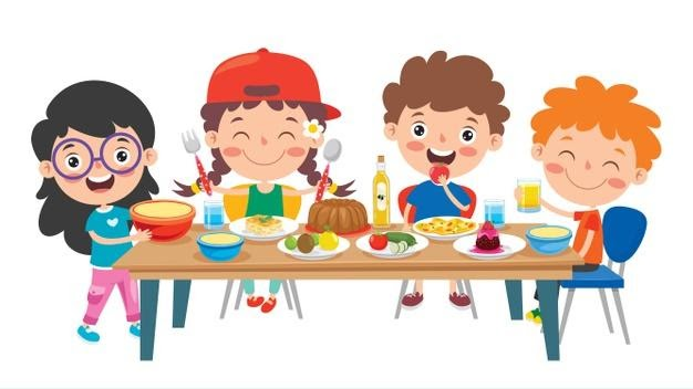 Health Tips for Kids - Innovation in Food is the key - Fast&Up