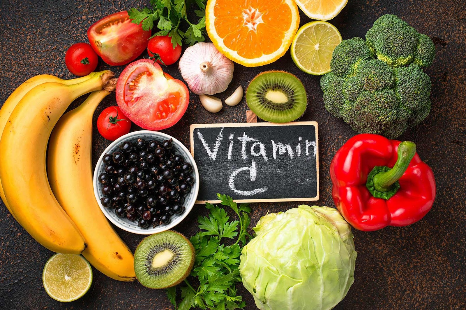 Best Vitamin C Foods for Kids - Fast&Up