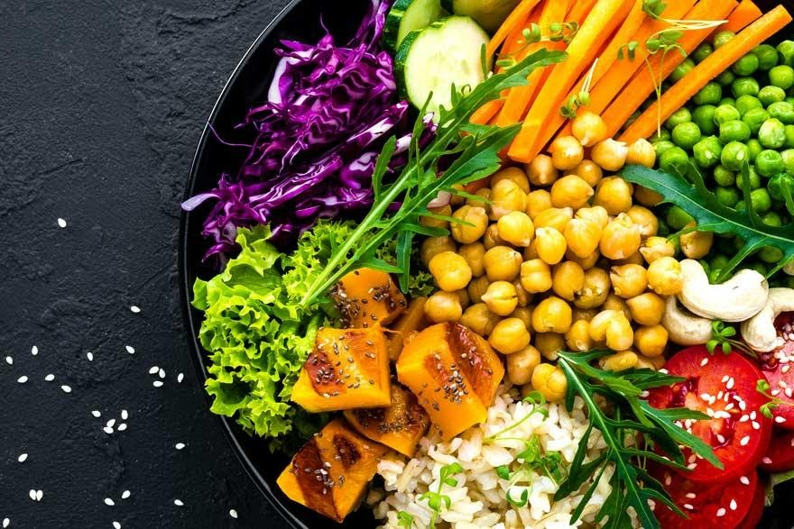 Myth #1) It's difficult to get an adequate amount of protein from Plant-based proteins - Fast&Up