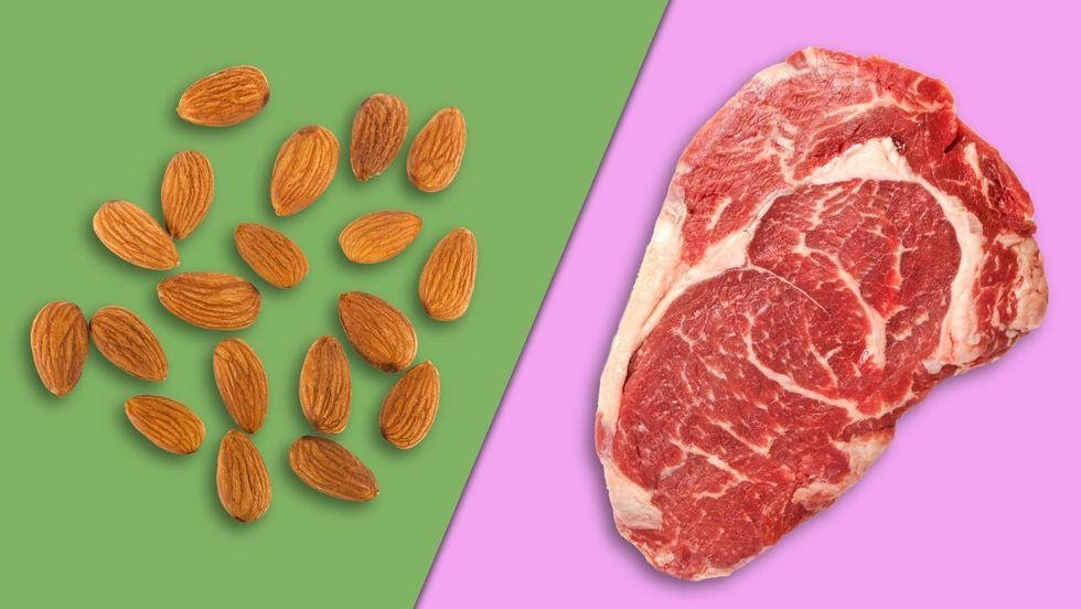 Myth #2) Animal protein is superior to plant protein - Fast&Up