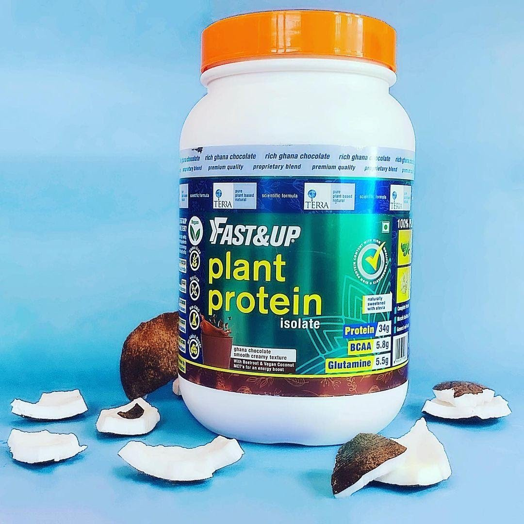 Fast&Up Plant Protein Supplements