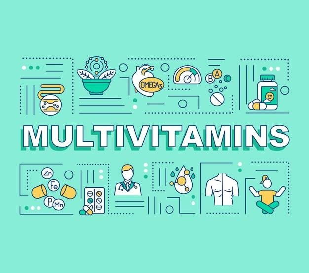 Best Multivitamins Tablets in 2021- Fast&Up