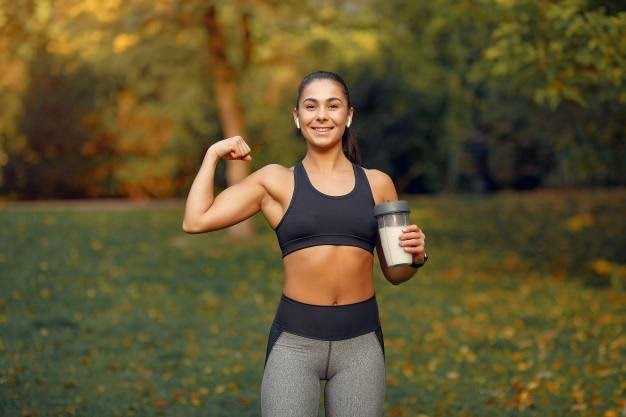 Protein for Women - Fast&Up