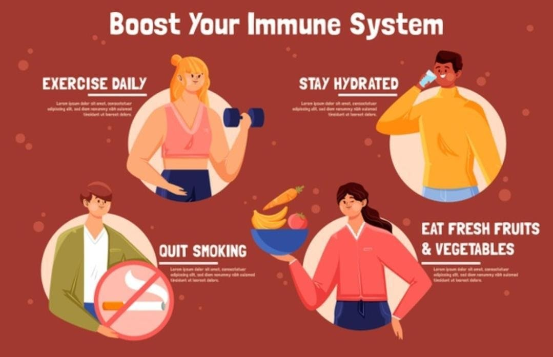 Boost Your Immune System - World Health Day 2021