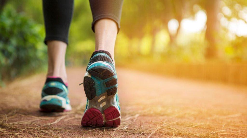 Walk 10,000 steps a day regularly