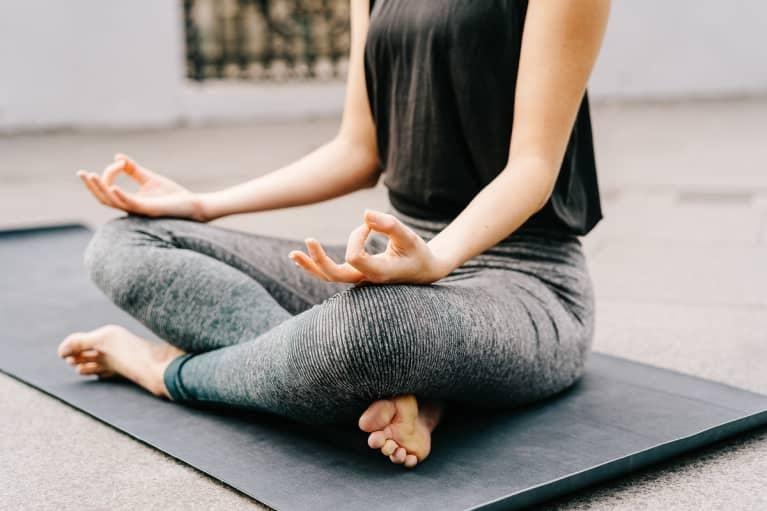 Six minutes of meditation