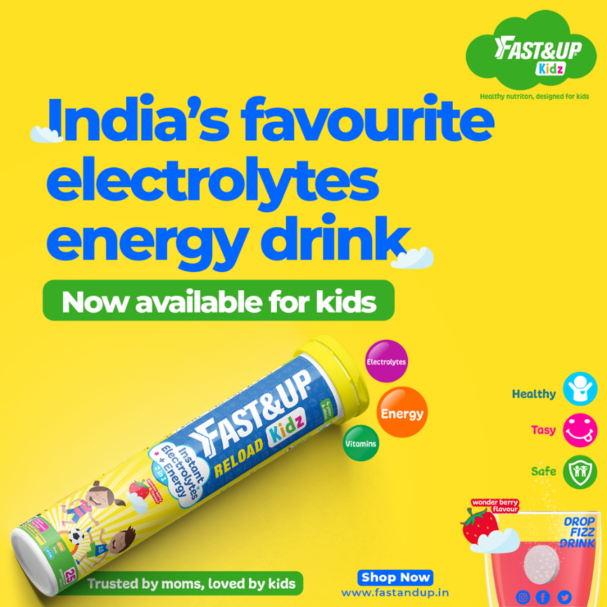 Instant Electrolyte Drinks - Fast&Up