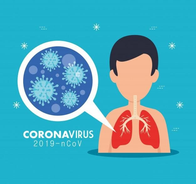 Covid-19 Lung Infection Recovery Time - Fast&Up