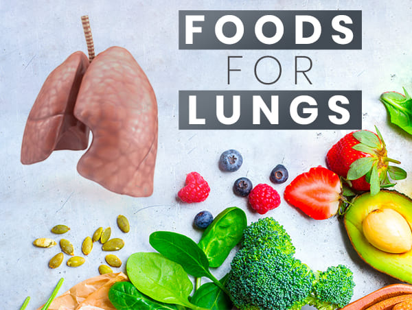 Foods for Lungs