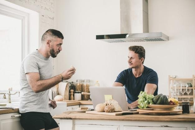 Nutrition Tips for Gay Men - Fast&Up