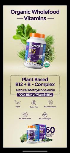 Fast&Up B-12 + B-Complex