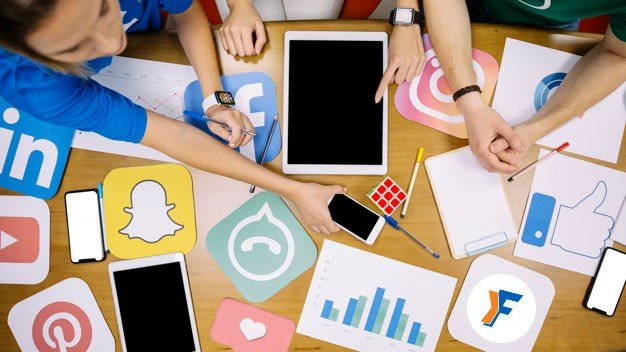 Social Media Day: Post, Express, Like and Share