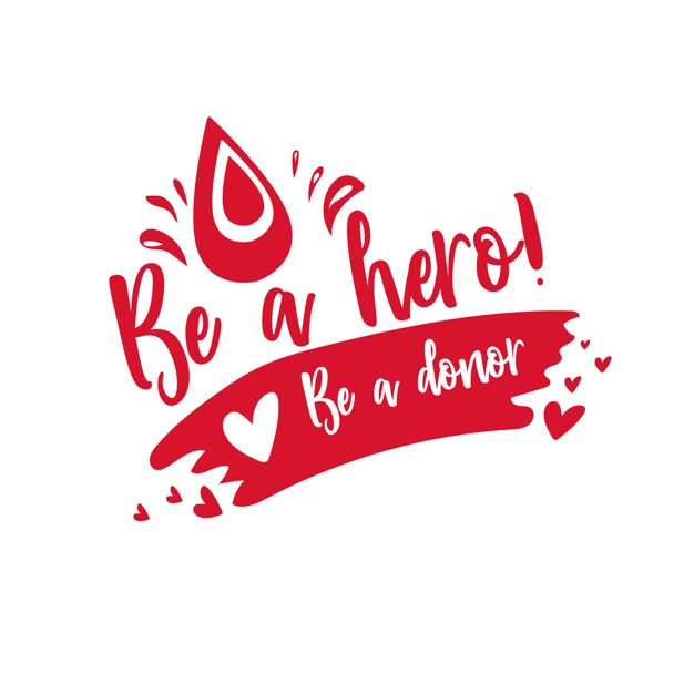BLOOD DONOR – A REAL LIFE HERO